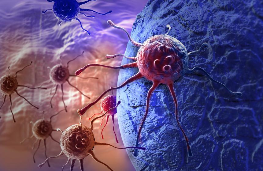 (Русский) Британский препарат-диверсант эффективен против 6 видов рака